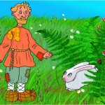 мужик-и-заяц